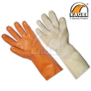 Hand Gloves for Bead Blasting Operations