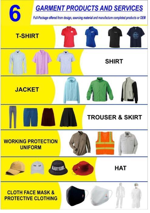 Simple fashion clothing – Casual Wear Manufacturer Services - Women - men T-shirts, Outerwears, Jacket, coat, Windbreaker, Trouser