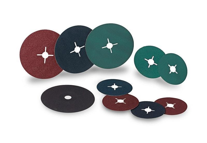 Abrasive Fiber Discs -