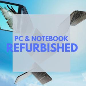 Pc e Notebook refurbished - Prodotti ricondizionati e rigenerati, garantiti