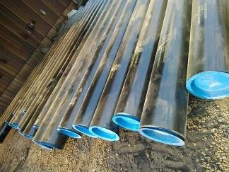 X56 PIPE IN NETHERLANDS - Steel Pipe