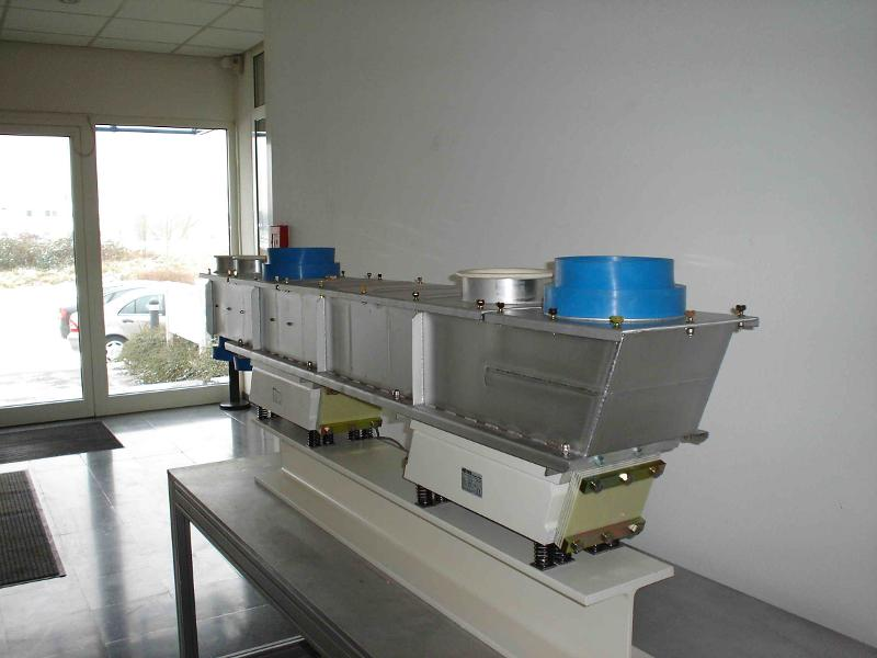 Small conveyors - Sorting, dosing, storing - Conveying technology