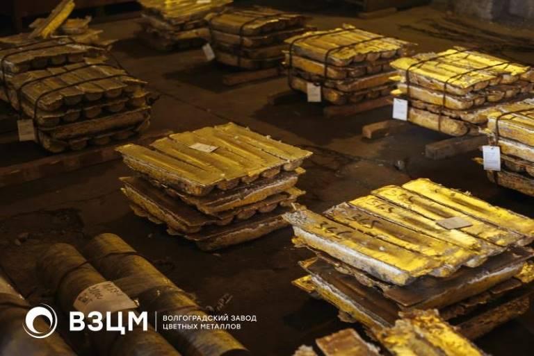 Бронзовая Чушка - Производим чушку из различных сплавов литейной бронзы