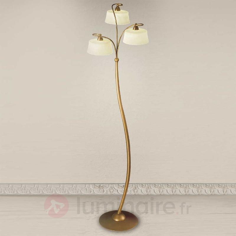 Lampadaire Alessio à 3 lampes - Tous les lampadaires
