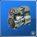 Air Compressor - JP-180C, 200C– Oil less Rocking Piston Type