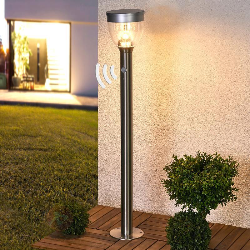Éclairage pr chemin LED Eda à technologie solaire