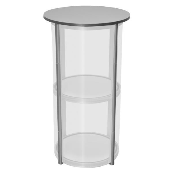 Booth Displays - Twist-Up Tower Display 100cm