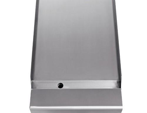 Grill plates - Gas griddle plate - Smooth ( 4 kW)