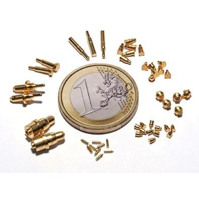 Pogo Pins - for SMT and THT
