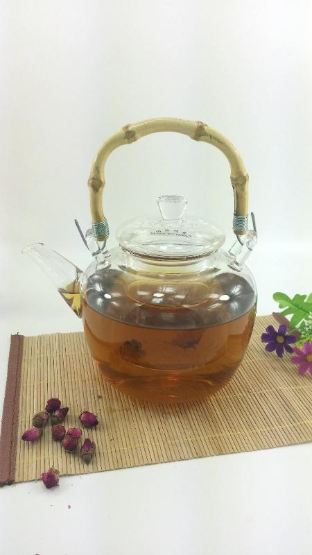 GLASS TEAPOT  - 1400ML