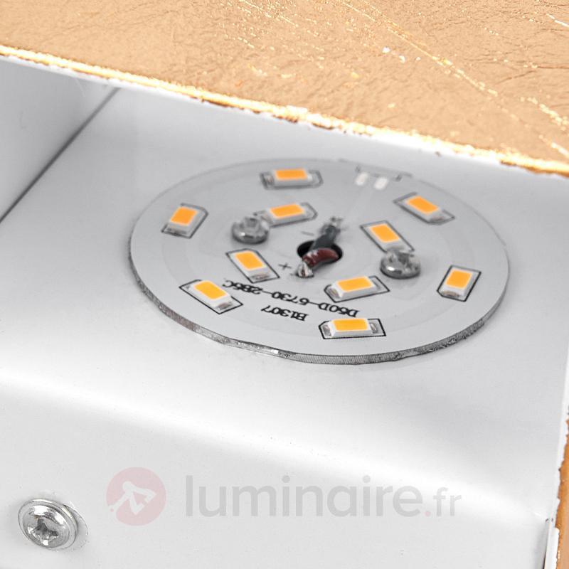 Quentin - applique LED dorée - Appliques LED