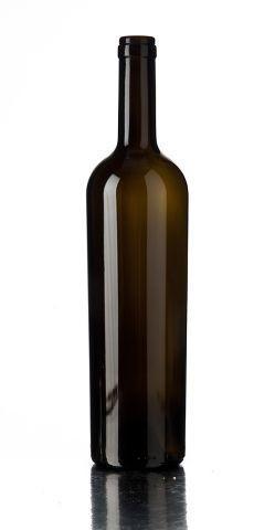Vini e Spumanti - BORDOLESE CONICA XV 750 ML TS ANTICO