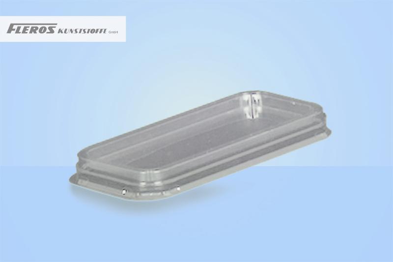Lids for sealing bowls - FK 300 D slip lid