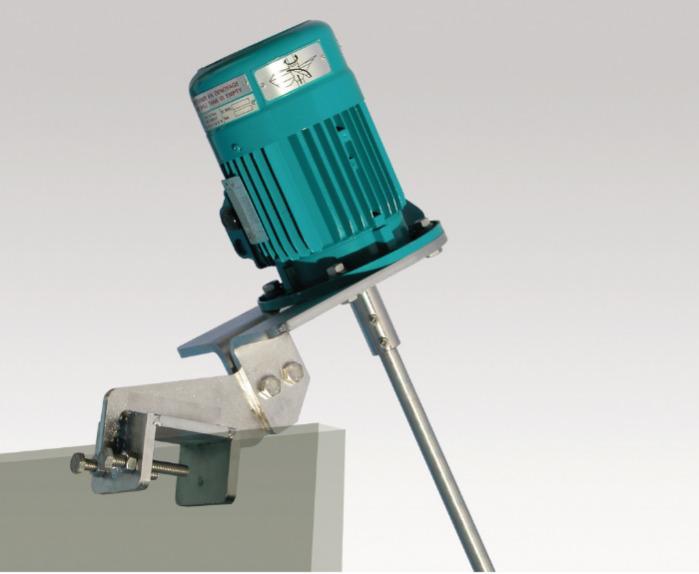 Agitador de hélice - Para las mezclas de tanque