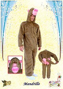 Costume Mandrillo