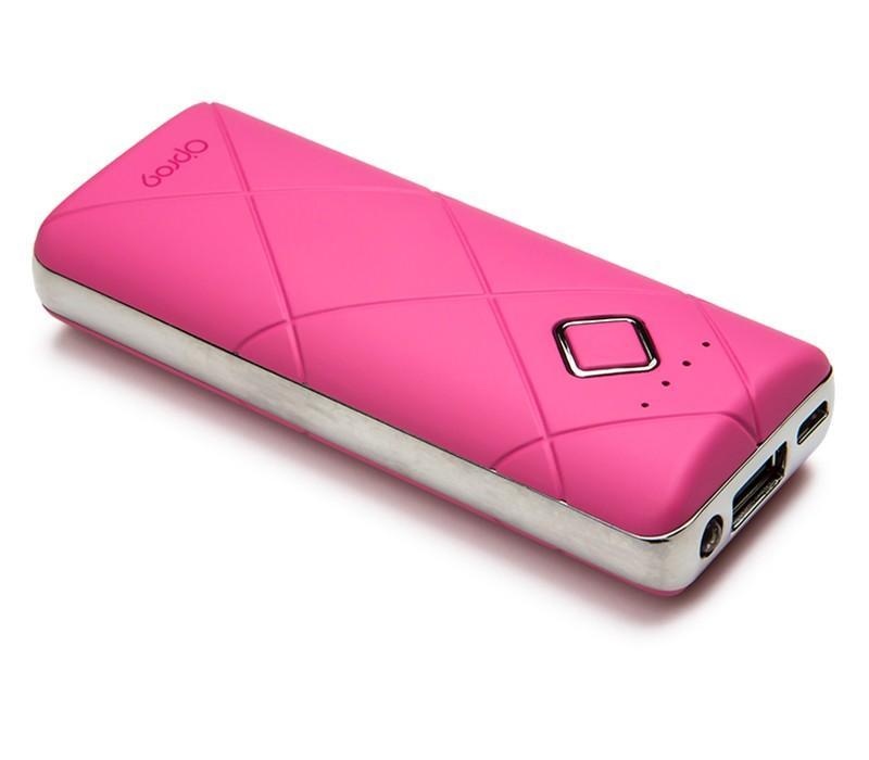 Batterie externe PowerBank 5200 mAh, USB & Micro-USB - null