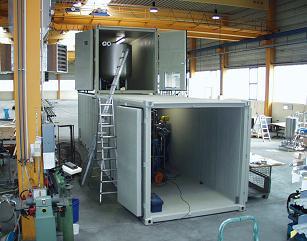 Construction of customized pilot plants - laboratory-and-pilot-plants