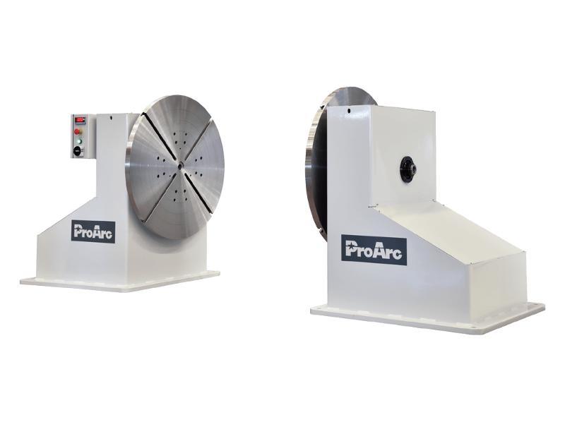 Headstock tailstock welding positioner  - ProArc HTS series