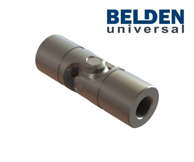 BELDEN Precision Single Universal Joints - Cardan Joints, U Joint