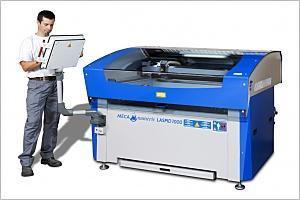 LASPID Attrezzatura laser