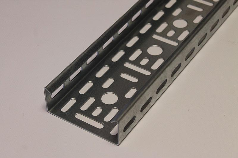 Heavy Duty Type Galvanized Cable Tray - Galvanized Cable Tray