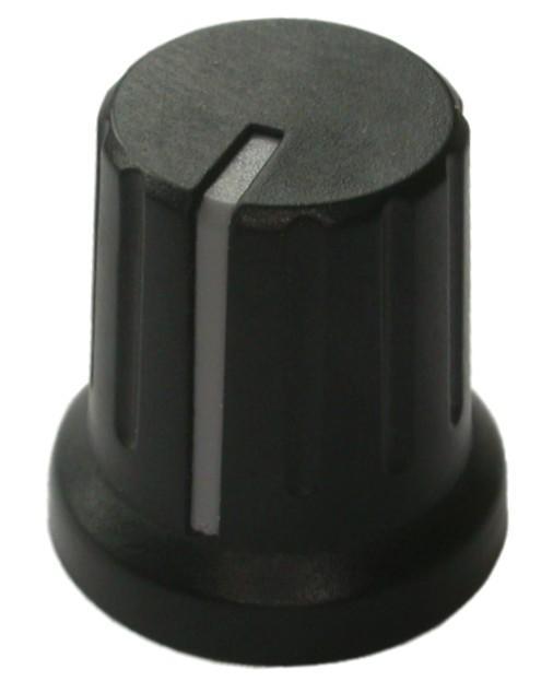 Knopf mit weicher Oberfläche