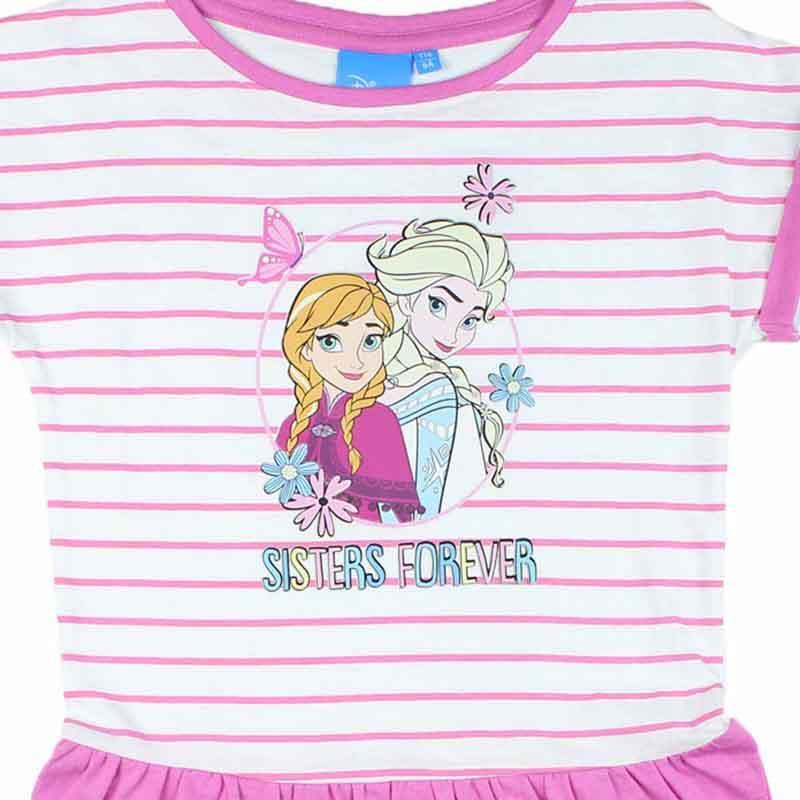 Großhändler kleid lizenz Disney Frozen kind - Kleid und Rock und Shorts