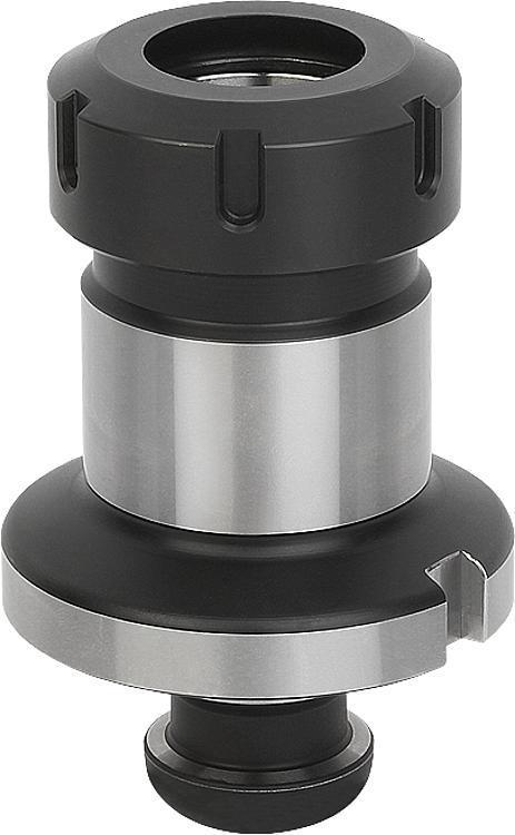 Adaptateur 5 axes UNI lock pour pince de serrage à pas... - UNI lock Pas de 80 mm