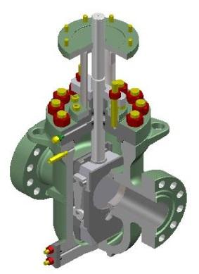 Expanding Gate Valves – MSD Type - Valves and Actuators