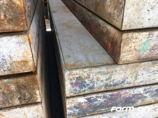 Wall formwork used - Meva Mammut Used Formwork