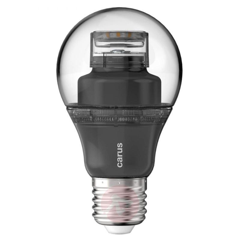 E27 8.6 W 827 LED bulb lookatme black - light-bulbs