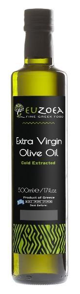 Premium Extra Virgin Olive Oil - 500ml -