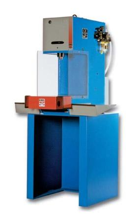 Machines : Pneumatic bench presses - 4,3T LP