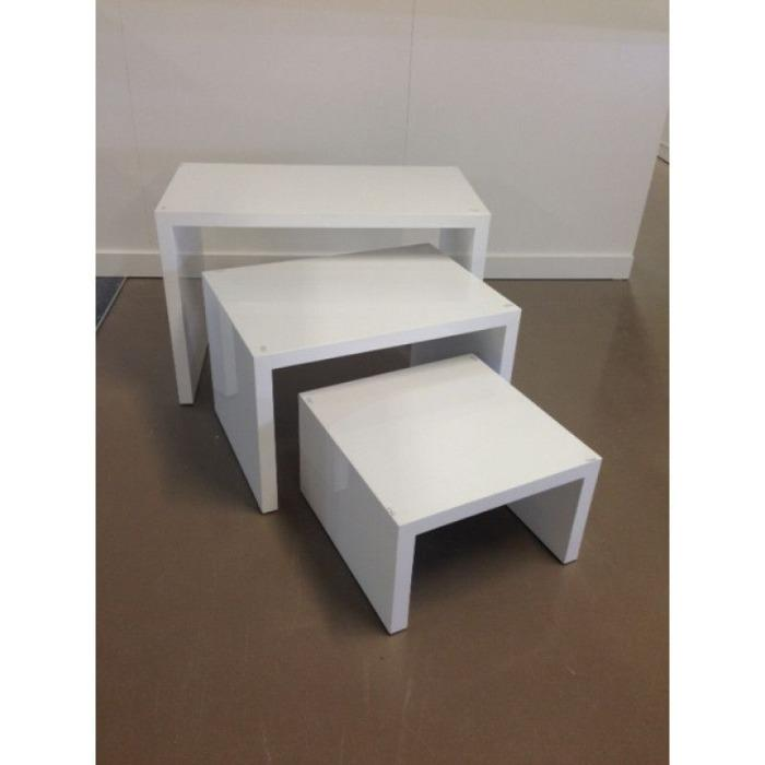Retail display furniture - Tables