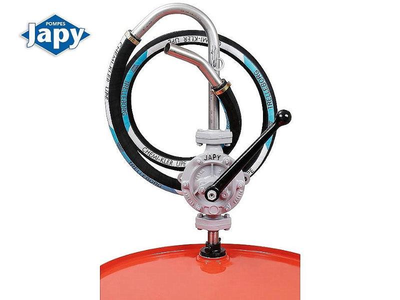 Pompe manuelle équipée pour produits spéciaux - FHL0POLY - FHL1POLY et FHL2POLY - null