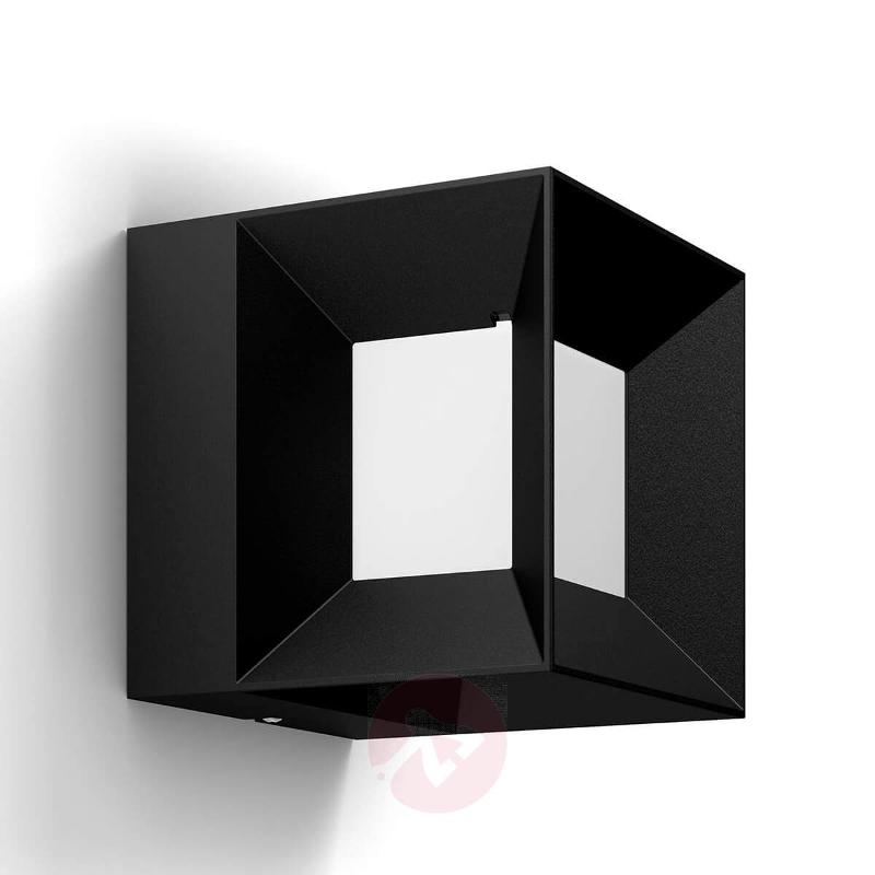 Parterre - cubic LED outdoor wall light - Outdoor Wall Lights
