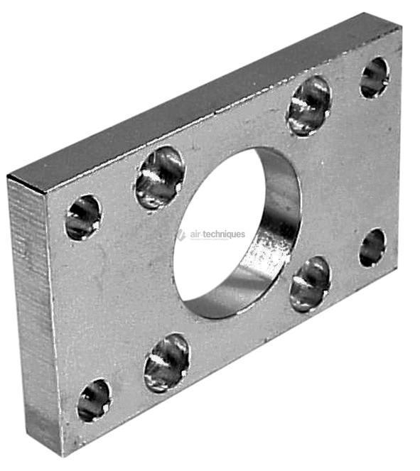 Plaque arrière de fixation alésage ø40mm - XLB-040-02 - Accessoires de fixation