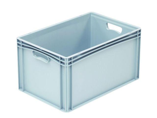 Stacking box: Base 6432 1 DG - Stacking box: Base 6432 1 DG, 600 x 400 x 320 mm