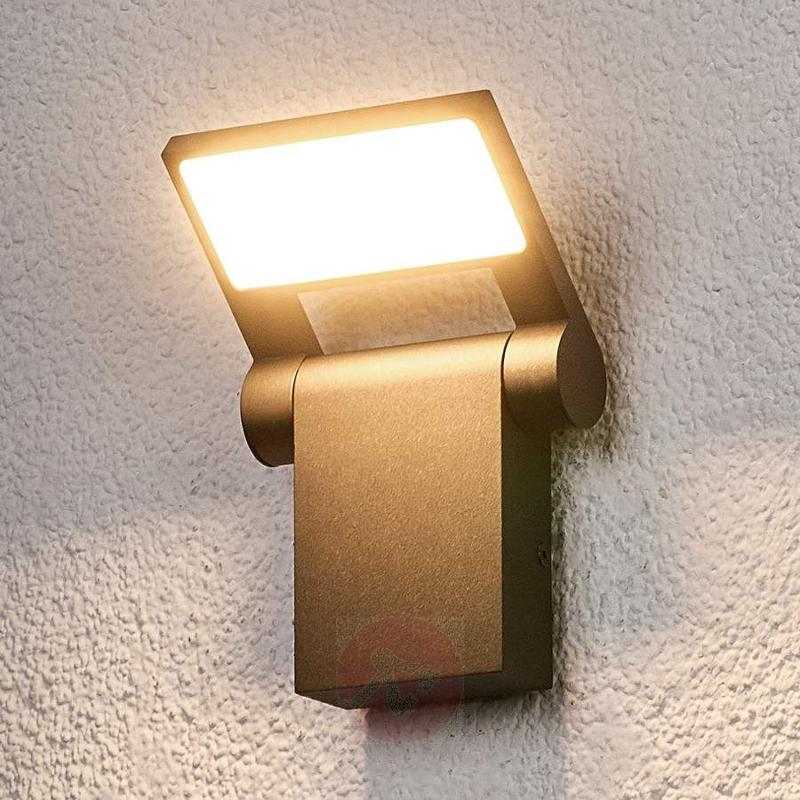 Movable LED outdoor wall light Marius - Outdoor Wall Lights