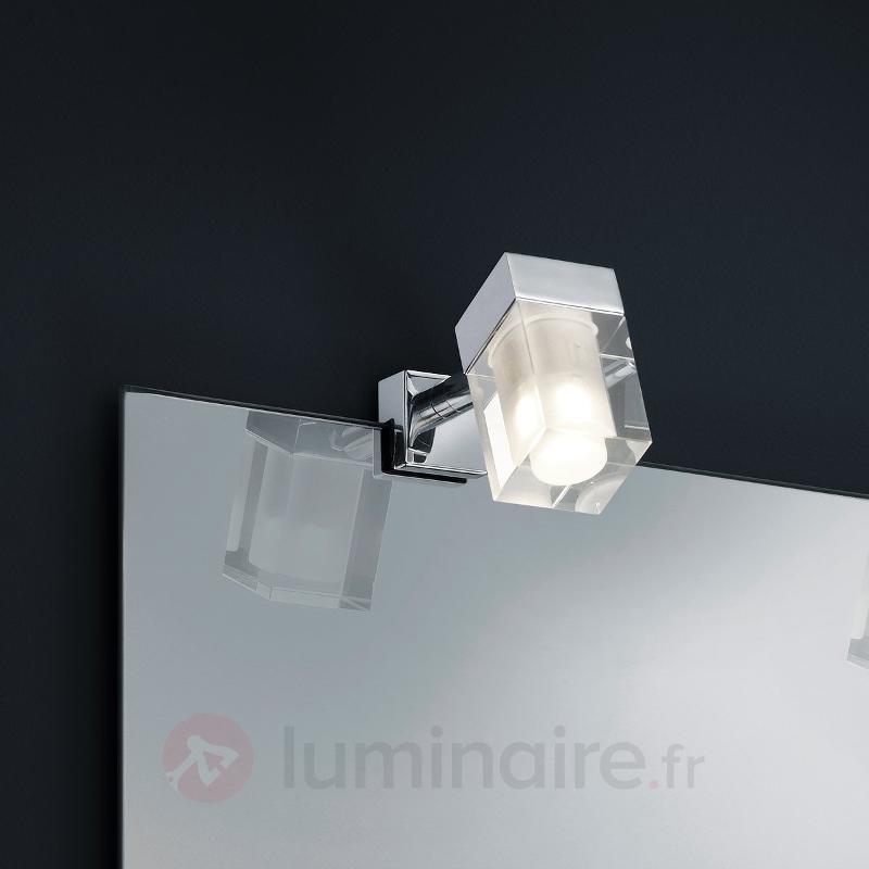 Applique LED Miljena pour miroir, IP44 - Salle de bains et miroirs