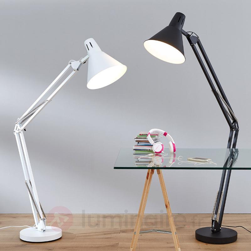 Lampadaire WINSTON blanc - Tous les lampadaires