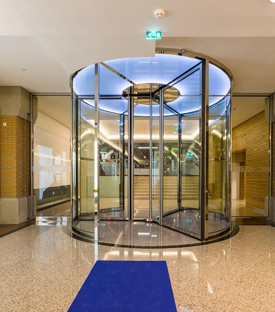 Prestige Revolving Doors