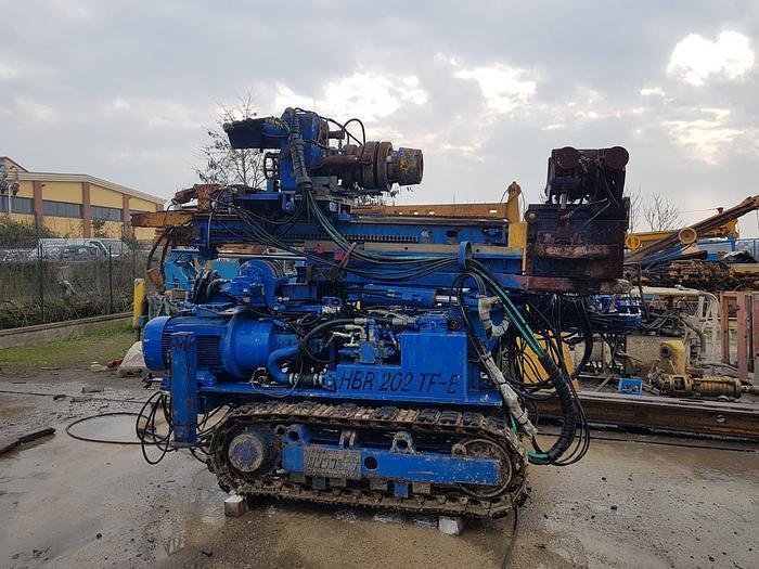 Huette Hbr 202 Tf - E - Driller