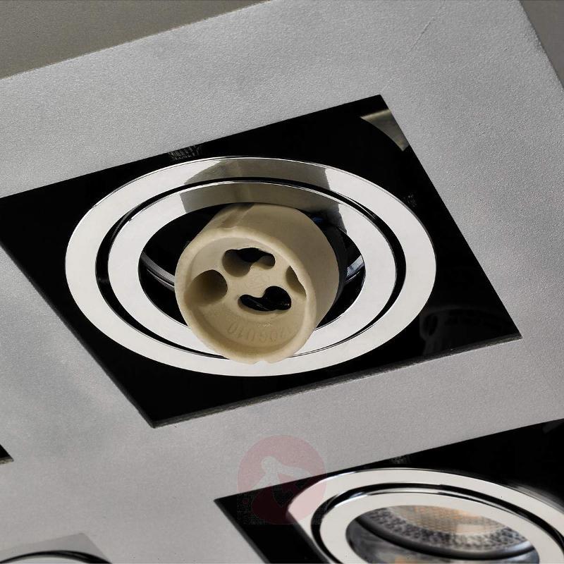 6-bulb Vince LED ceiling light - Ceiling Lights