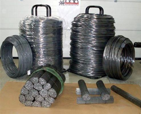 Steel Coil and Wire bar -