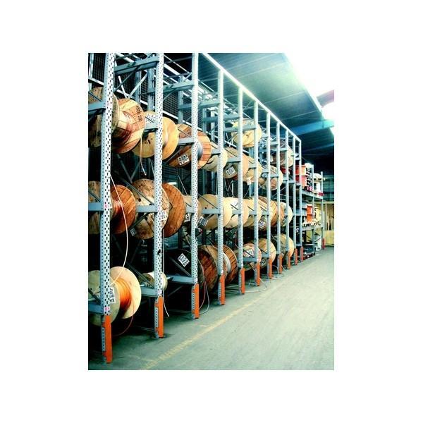 Stockages spéciaux - Rayonnage pour stockage de tourets