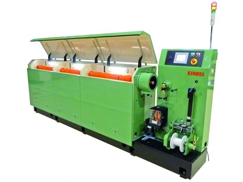 Stranding Machine for fine and ultra fine Wire - Stranding solutions for fine and ultra fine Wire