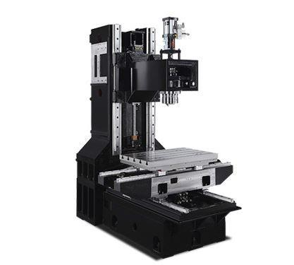 3-Axis-Machining-Center High Speed - VMX 24 HSi - Premium components and expert design