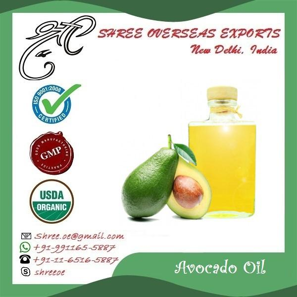Organic Avocado Oil - USDA Organic