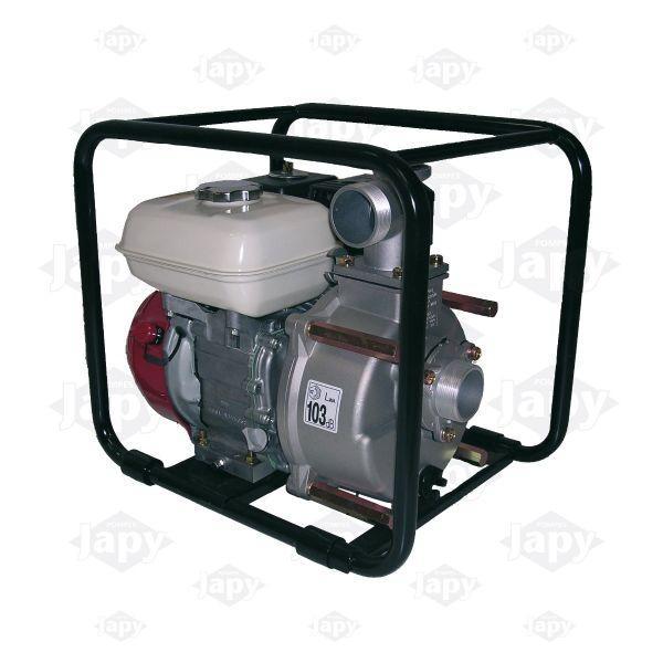 Semi-Trash Self-Priming Centrifugal Motor Pump - Motor Pump